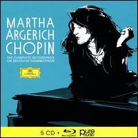 Chopin: The Complete Recordings on Deutsche Grammophon [CDs & Blu-ray Audio] - Martha Argerich (piano); Mischa Maisky (cello); Mstislav Rostropovich (cello)