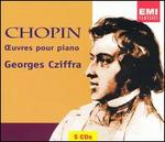 Chopin: ?uvres pour piano [Box Set]