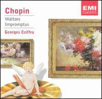 Chopin: Waltzes; Impromptus - György Cziffra (piano)