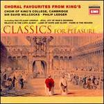 Choral Favorites from King's