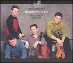 Chostakovitch: Quatuors No. 1, 4 & 9