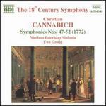 Christian Cannabich: Symphonies Nos. 47-52
