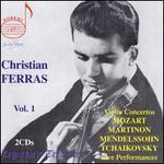Christian Ferras, Vol. 1