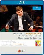 Christian Thielemann/Staatskapelle Dresden: Bruckner - Symphony No. 1 [Blu-ray]