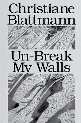 Christiane Blattmann: Un-Break My Walls - Blattmann, Christiane, and Radtke, Merle (Editor), and Lemmey, Huw (Text by)
