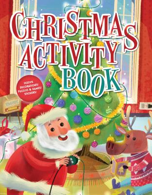 Christmas Activity Book - Jones, Karl