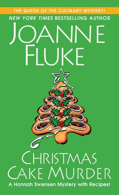 Christmas Cake Murder - Fluke, Joanne