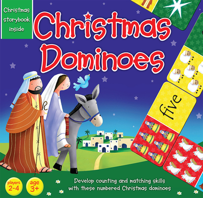 Christmas Dominoes - David, Juliet, and Parry, Jo (Illustrator)