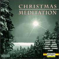 Christmas Meditation, Vol. 1-5 - Adalbert Kraus (tenor); Andrea Viga (harp); Andrea Vigh (harp); Andy Berger (harp); Bela Banfalvi (violin); Blechbläserensemble Ludwig Güttler; Budapest Strings; Burkhard Glaetzner (oboe d'amore); Burkhard Glaetzner (oboe); Capella Gregoriana