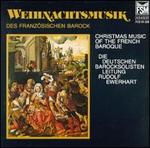 Christmas Music of the French Baroque