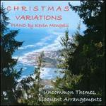 Christmas Variations: Piano by Kevin Mongelli