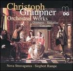 Christoph Graupner: Orchestral Works