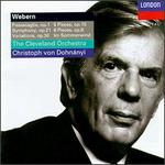 Christoph von Dohnányi Conducts Anton Webern