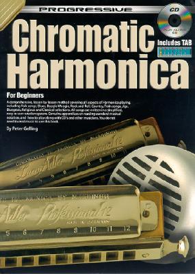 Chromatic Harmonica: For Beginners - Gelling, Peter