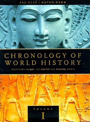 Chronology of World History - Mellersh, H E L, and Helicon Publishing, and Blanning, T C W (Editor)