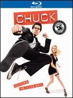 Chuck: The Complete Third Season [4 Discs] [Blu-ray]
