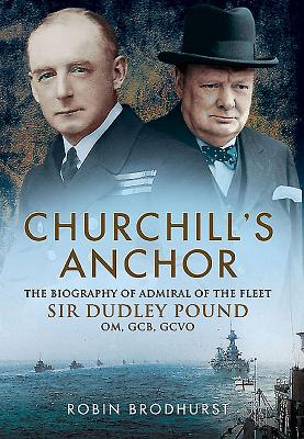 Churchill's Anchor - Brodhurst, Robin