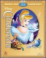Cinderella [Diamond Edition] [3 Discs] [Blu-ray/DVD] [Includes Digital Copy] - Clyde Geronimi; Hamilton Luske; Wilfred Jackson