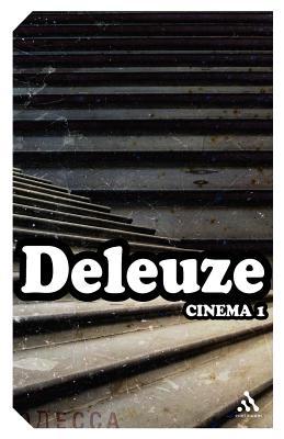 Cinema I - Deleuze, Gilles, Professor