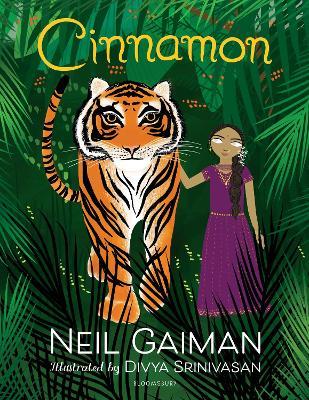 Cinnamon - Gaiman, Neil