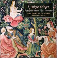 Cipriano de Rore: Missa Doulce Mémoire; Missa a note negre - Brabant Ensemble; Stephen Rice (conductor)