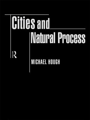 Cities and Natural Process - Hough, Michael
