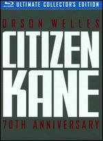 Citizen Kane [70th Anniversary] [Ultimate Collector's Edition] [3 Discs] [Blu-ray]
