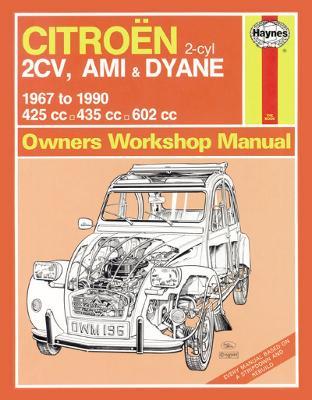 Citroen 2CV Owner's Workshop Manual -