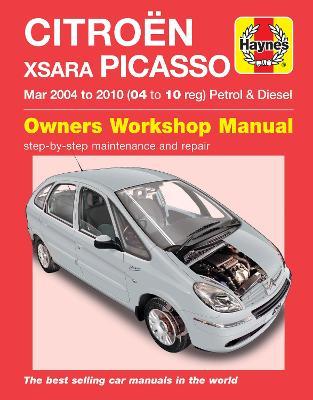 Citroen Xsara Picasso Service and Repair Manual -