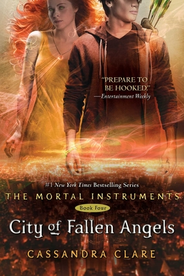 City of Fallen Angels - Clare, Cassandra