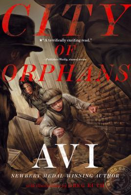 City of Orphans - Avi