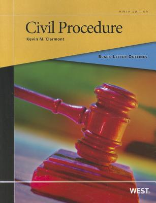 Civil Procedure - Clermont, Kevin M