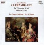 Cl�rambault: Le Triomphe d'Iris, Pastorale