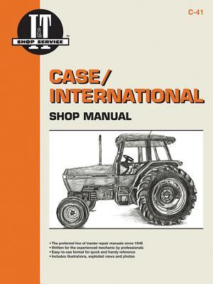 CL Case International Max 5120/30/40 - Penton