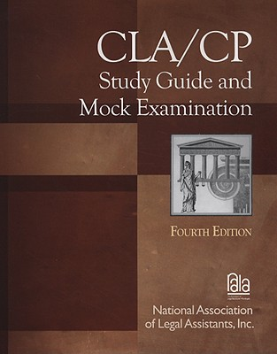 Cla/Cp Study Guide and Mock Examination - Nala