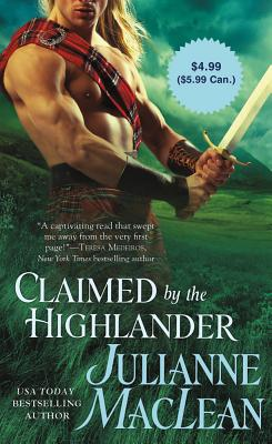 Claimed by the Highlander - MacLean, Julianne