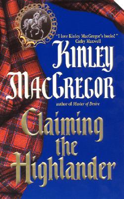 Claiming the Highlander - MacGregor, Kinley