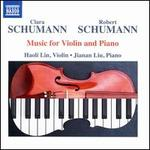 Clara Schumann, Robert Schumann: Music for Violin and Piano