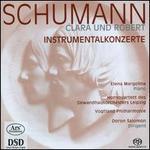 Clara und Robert Schumann: Instrumentalkonzerte