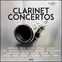 Clarinet Concertos - Alessandra Gentile (piano); Amadeus Ensemble, Rotterdam; David Singer (clarinet); Davide Bandieri (clarinet);...