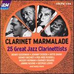 Clarinet Marmalade: 25 Great Jazz Clarinettists