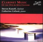 Clarinet Music Of The 19th and 20th Century