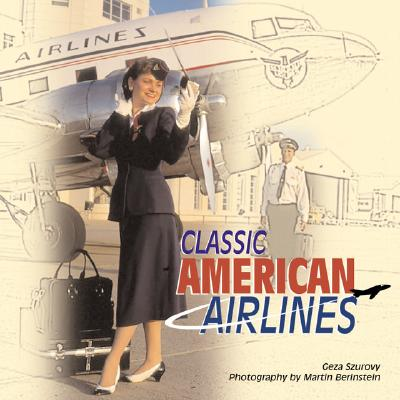 Classic American Airlines - Szurovy, Geza