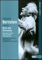 Classic Archive: Leonard Bernstein Conducts Bach and Stravinsky - Brian Large