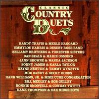 Classic Country Duets - Various Artists