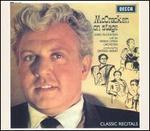 Classic Recitals: McCracken on Stage