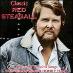 Classic Red Steagall