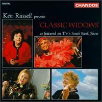 Classic Widows - Arthur Davies (tenor); David Haslam (flute); Della Jones (vocals); Michael Davis (violin); Neil Mackie (tenor);...