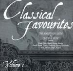 Classical Favorites Advertiser's Guide (Vol. 1, 2, 3, 4) - Adolf Mennerich (violin); Alexander Smits (piano); Anthony Ashton (piano); Boston Chamber Music Players (chamber ensemble);...
