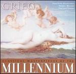 Classical Masterpieces of the Millennium: Grieg